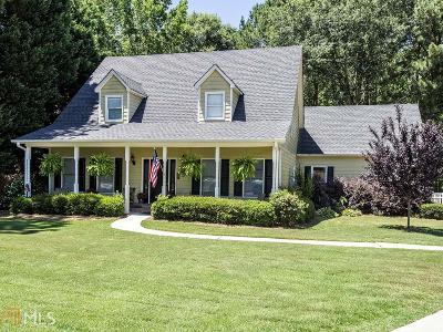 Stockbridge Single Family Home Sold: 109 Acadian Dr