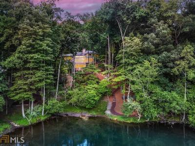 Dawson County Single Family Home For Sale: 2732 Quail Cove Dr