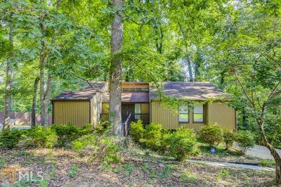 Stone Mountain Single Family Home For Sale: 5080 Post Road Pass