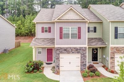 Acworth Condo/Townhouse Under Contract: 652 Oakside Pl