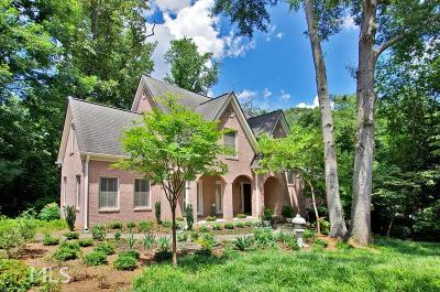 Atlanta Single Family Home Sold: 405 Lakeshore Dr