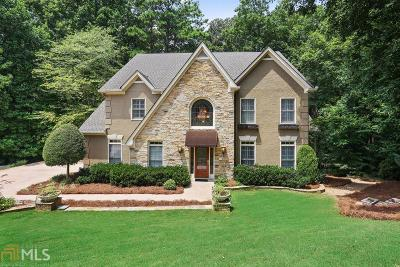 Johns Creek Single Family Home For Sale: 3410 River Ferry Dr