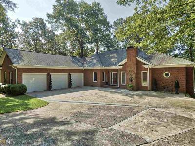 Fayetteville Single Family Home For Sale: 120 Lakeside Trl