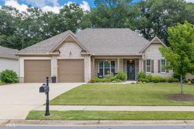 Braselton Single Family Home For Sale: 477 Butterfly Ln