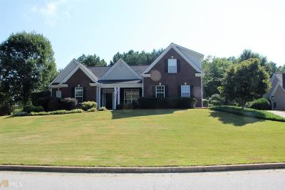 Monroe Single Family Home Under Contract: 1605 Bluff Creek Trl
