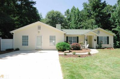 Sharpsburg Single Family Home Under Contract: 36 Slippery Rock Ct