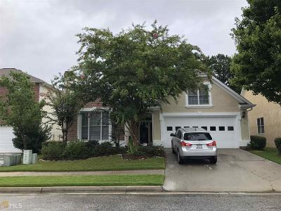 Stockbridge Single Family Home Sold: 1407 Enclave Trl