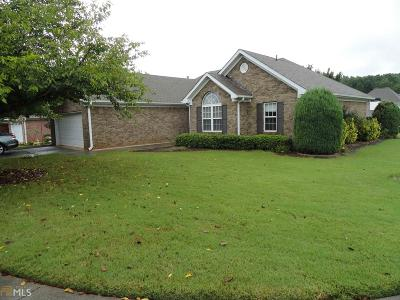 McDonough Single Family Home Sold: 1025 Amber Gate Dr