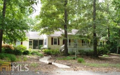 Towns County Single Family Home For Sale: 2948 Hendriske Ln