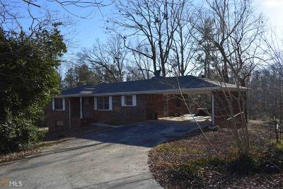 Flowery Branch Single Family Home For Sale: 3814 Bolding Rd