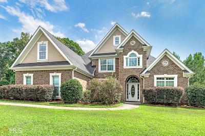 McDonough Single Family Home Sold: 124 Antoinette Ave