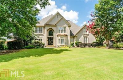 Roswell Single Family Home For Sale: 4010 Bellingrath