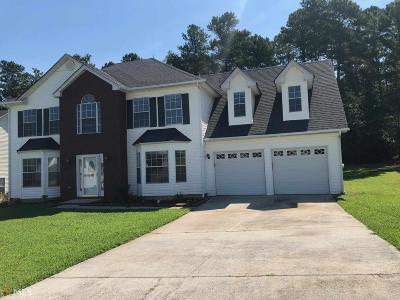 Lithonia Single Family Home Sold: 1592 Smithson Ct