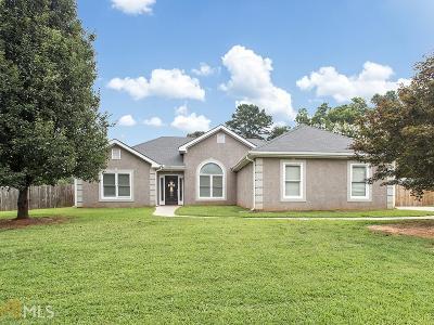 McDonough Single Family Home Sold: 108 Simeon
