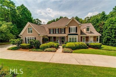 Kennesaw Single Family Home For Sale: 3505 Naples Vw