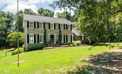 Single Family Home Sold: 584 Conyers Rd Hwy 20