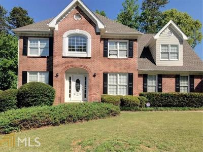 Snellville Single Family Home For Sale: 4127 Trotters Way Dr