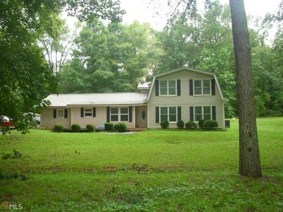 Williamson Single Family Home For Sale: 711 Williamson Zebulon Rd