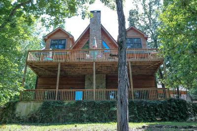 Milledgeville, Sparta, Eatonton Single Family Home For Sale: 80 Sinclair Bluff