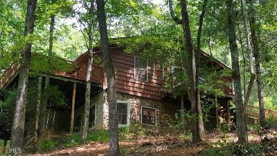 Cleveland Single Family Home New: 882 Amys Ford