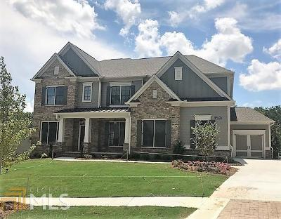 Flowery Branch Single Family Home Contingent With Kickout: 6730 Trailside Dr