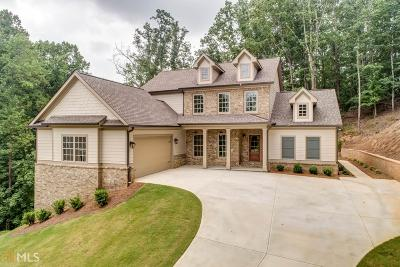 Gainesville Single Family Home New: 1242 Bloomsbury Ln