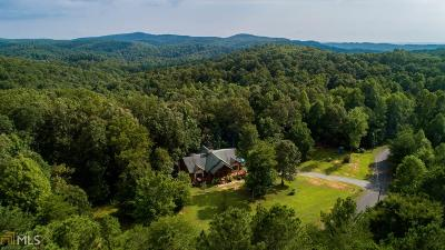Gilmer County Single Family Home For Sale: 2061 Ravencliff
