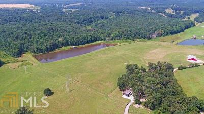 Banks County Farm For Sale: Gillespie