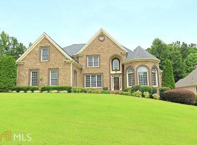 Acworth Single Family Home For Sale: 2466 Huntington Park Dr
