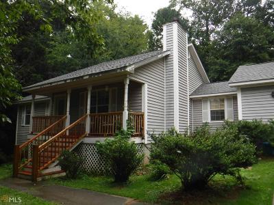 Senoia Single Family Home Under Contract: 270 Loneoak Dr