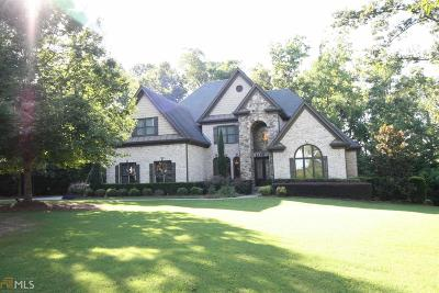 Suwanee Single Family Home For Sale: 4996 Price Rd