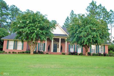 Statesboro Single Family Home For Sale: 310 Dogwood Trl