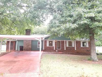 Henry County Single Family Home Under Contract: 116 Ausband Dr