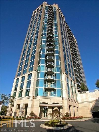 Condo/Townhouse For Sale: 2795 Peachtree Rd #1407