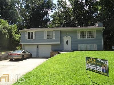 Norcross Single Family Home Under Contract: 1123 Sandune Dr