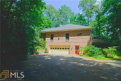 Dahlonega Single Family Home For Sale: 374 River Vw
