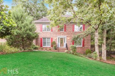 Suwanee Single Family Home For Sale: 1648 Basin Dr