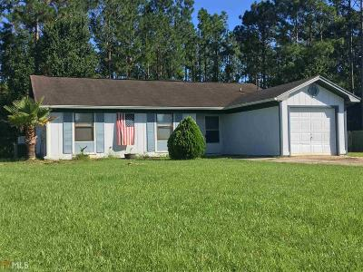 St. Marys Single Family Home For Sale: 531 Moeckel Ln
