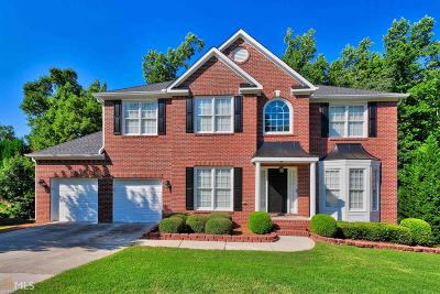 Stone Mountain Single Family Home Contingent With Kickout: 6553 Norcliffe Dr