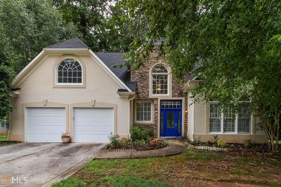Roswell Single Family Home New: 300 Tall Timbers Dr