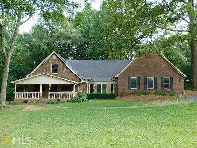 Carroll County Single Family Home For Sale: 1036 Sandhill Shady Grove Rd