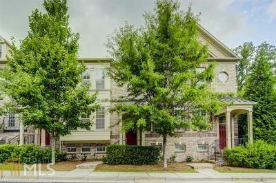The Park At East Paces Condo/Townhouse For Sale: 1095 E Paces Ln