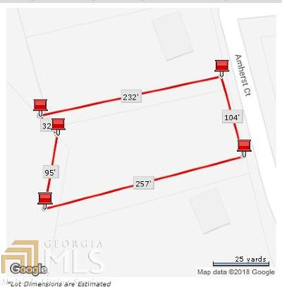 Jonesboro Residential Lots & Land For Sale: 7705 Amherst Ct