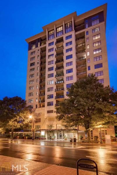 The Reynolds Condo/Townhouse Under Contract: 565 Peachtree St #1709