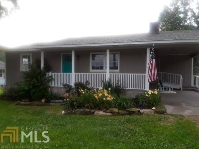 Rabun County Single Family Home For Sale: 187 Cathey