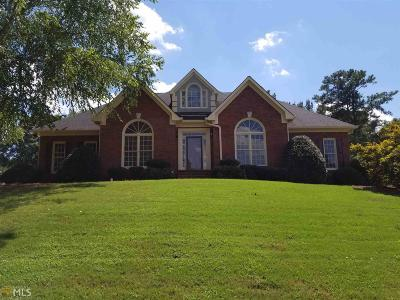 Conyers Single Family Home New: 2321 Deerfield Chase