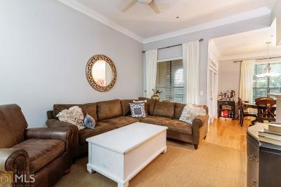 Peachtree Place Condo/Townhouse Under Contract: 3777 Peachtree Rd #1032