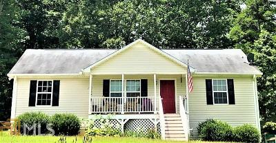 Bremen Single Family Home Under Contract: 289 Centerpoint Rd