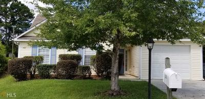Henry County Single Family Home Under Contract: 306 Breezy Hill Walk