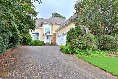 Suwanee Single Family Home For Sale: 3260 Peace Ln